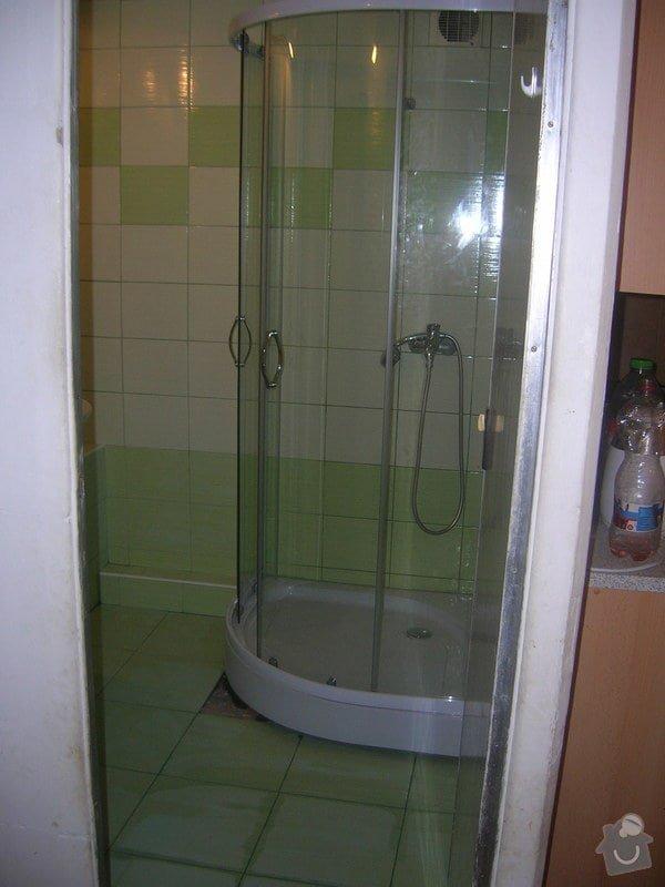 Rekonstrukce koupelny Hrádek u Rokycan: DSCN7031