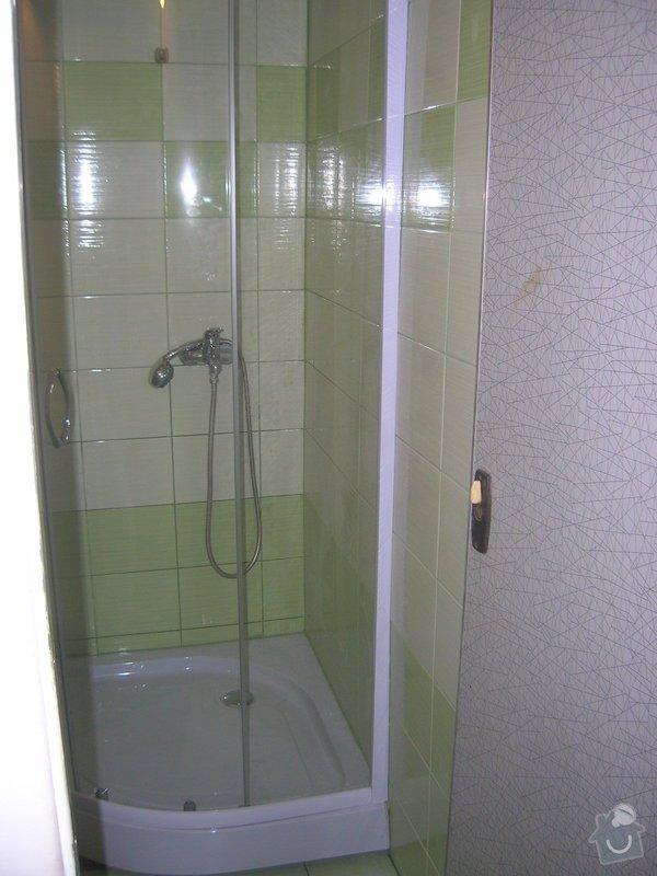 Rekonstrukce koupelny Hrádek u Rokycan: DSCN7032