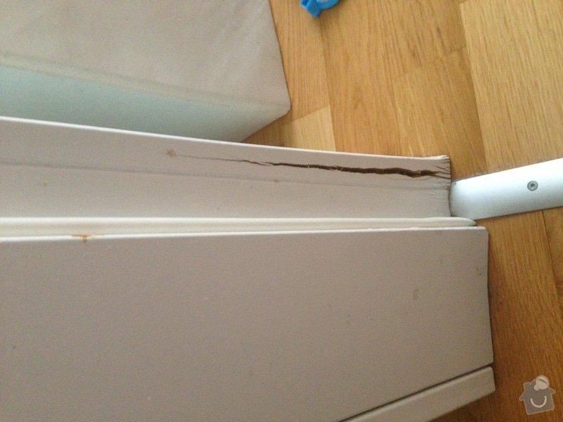 Oprava dveřních zárubní: image