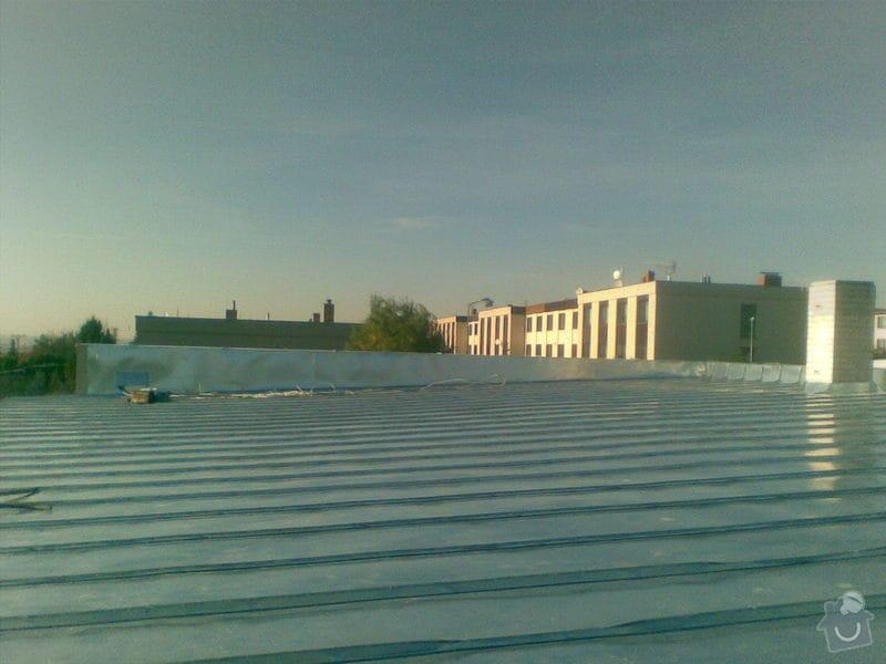 Falcovaná střecha RD: 165
