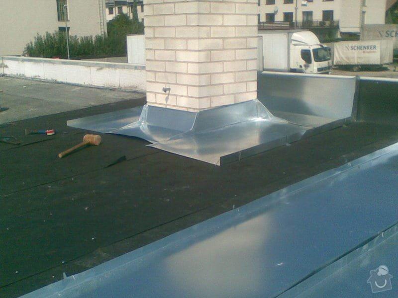 Falcovaná střecha RD: 158