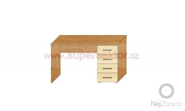 Výrobu nábytku: psaci_stul_TST_23005
