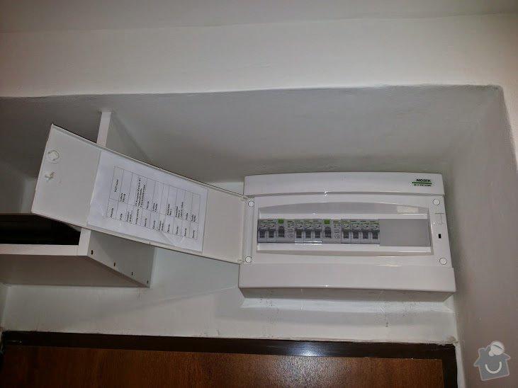Provedení nové elektroinstalce v bytě 2+1: 20140801_085433