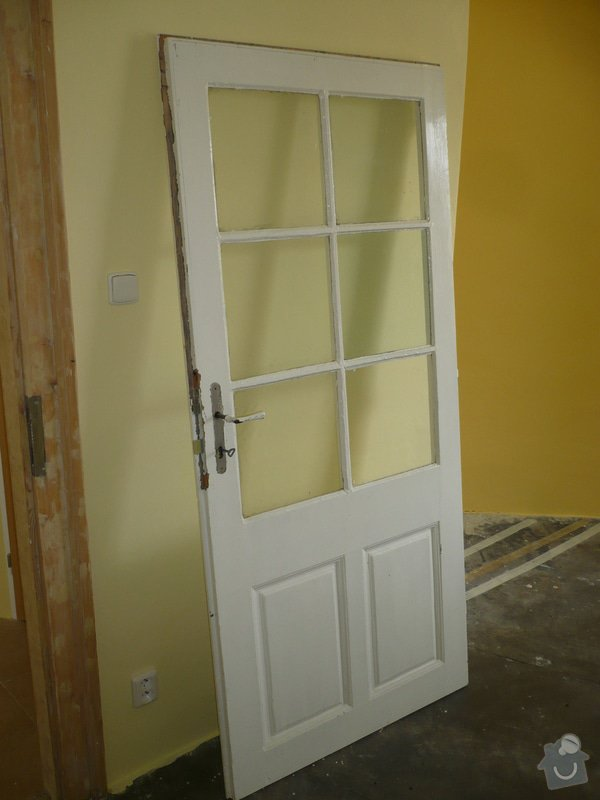 Renovace dveří Brno: dvere2