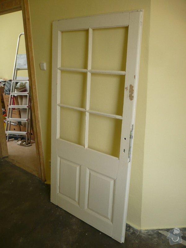 Renovace dveří Brno: dvere1