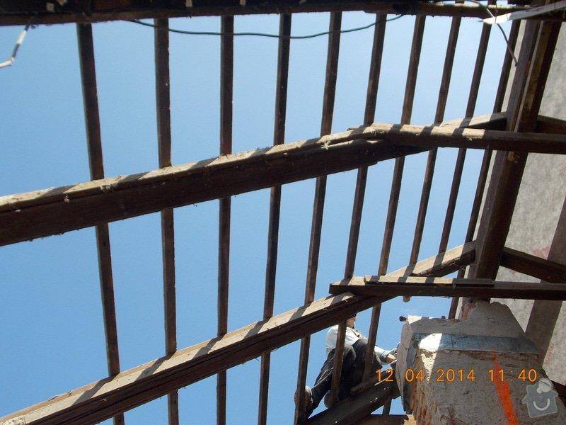 Střecha: DSCN0344