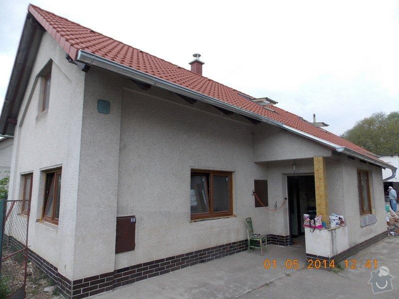 Střecha: DSCN0536