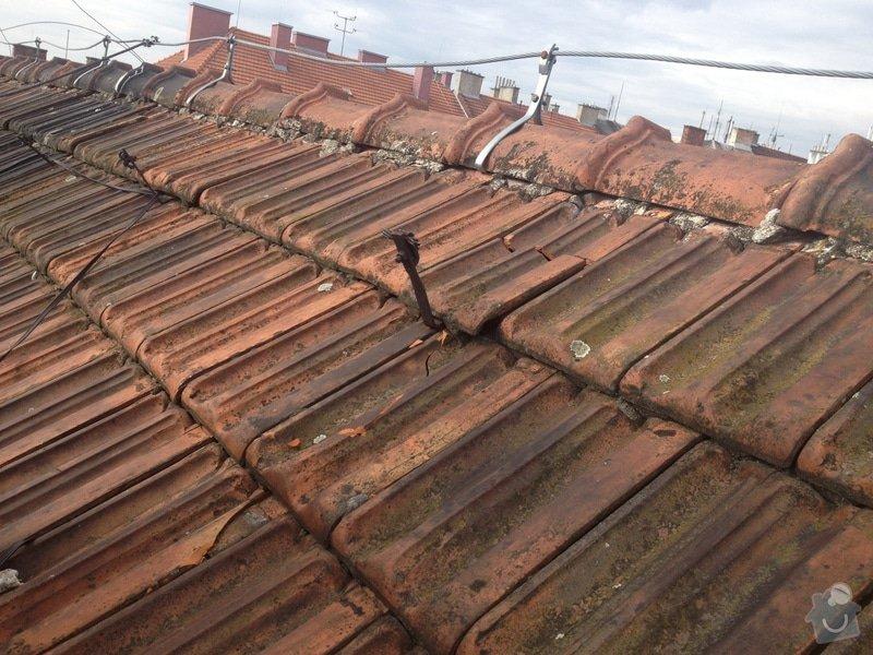 Havarijní oprava střechy: Strecha_Provaz._17_IMG_2097
