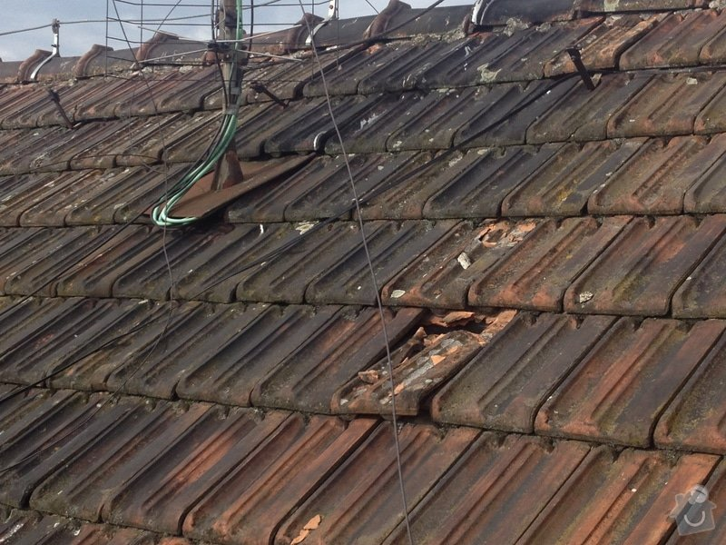 Havarijní oprava střechy: Strecha_Provaz._17_IMG_2098