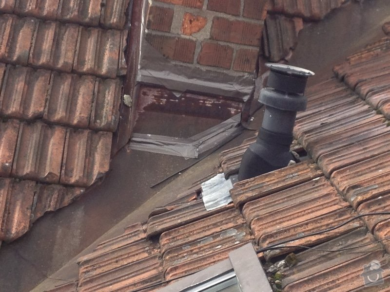 Havarijní oprava střechy: Strecha_Provaz._17_IMG_2099