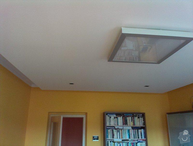 Malování bytu na bílo a v barevných odstínech: IMAG1447