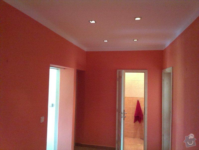 Malování bytu na bílo a v barevných odstínech: IMAG1456