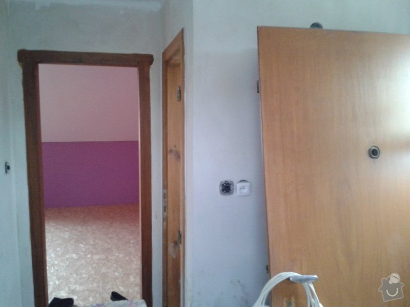 Vykachličkování koupelny a WC: 20140803_193448