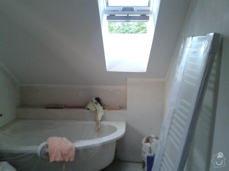 Vykachličkování koupelny a WC: 20140803_193458