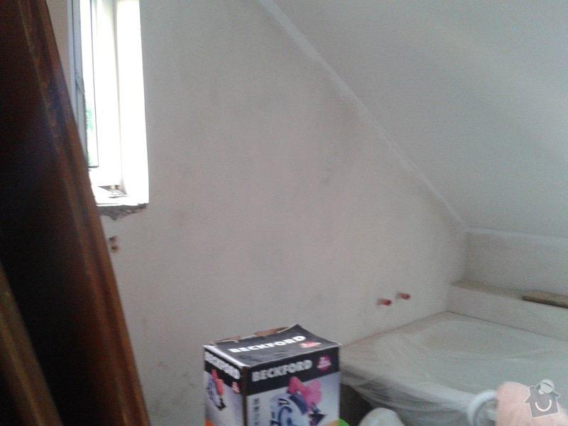Vykachličkování koupelny a WC: 20140803_193503