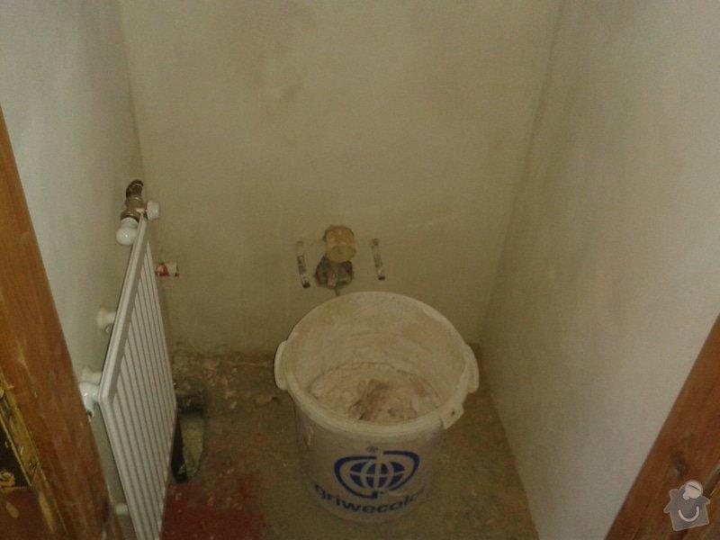 Vykachličkování koupelny a WC: 20140803_193552