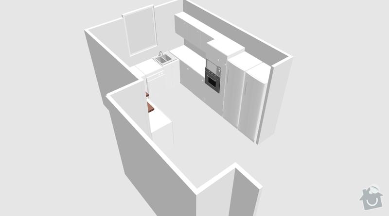 Kuchyn: kuchyn-vpravo