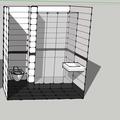 Obklad koupelny a kuchyne 1