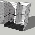 Obklad koupelny a kuchyne 2