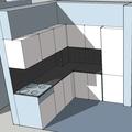 Obklad koupelny a kuchyne kuchyn
