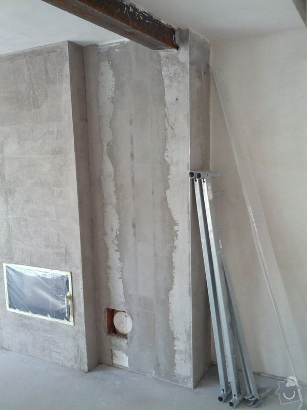 Dekorace zdi - cementova sterka: IMG_20140803_181157