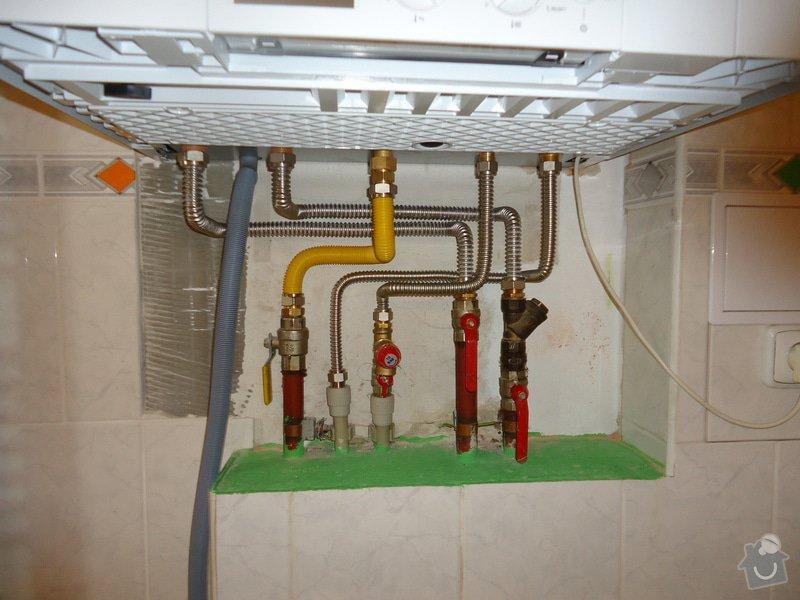 Výměna plynového kotle: DSC00058