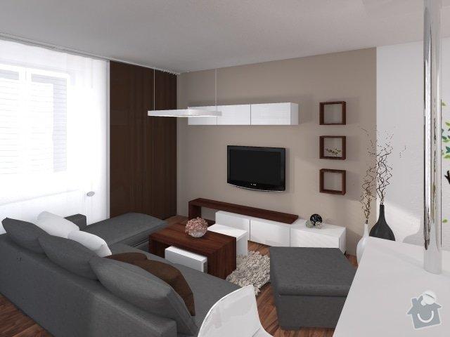 Interiér plný barev a nápadů: vizualizace_KARASOVA_00