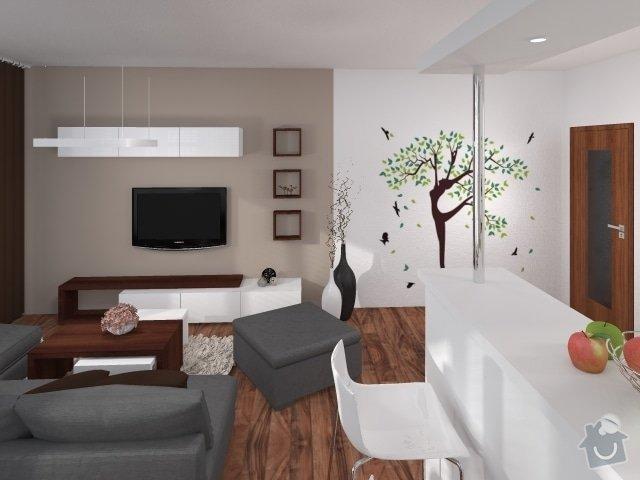 Interiér plný barev a nápadů: vizualizace_KARASOVA_01