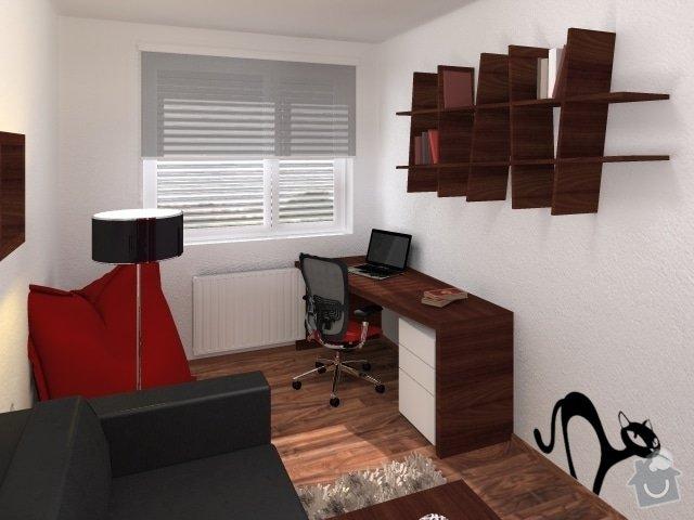 Interiér plný barev a nápadů: vizualizace_KARASOVA_04