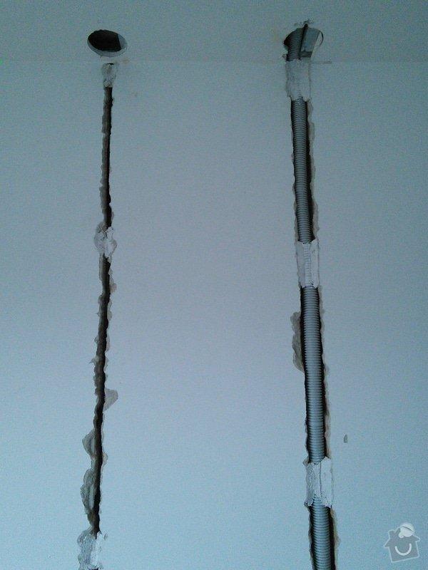 Vyspravení zdi po rozvodu kabelů: IMG_20140728_170211