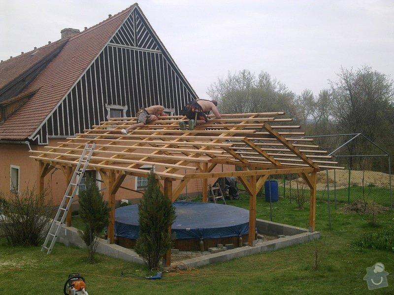 Zastřešení bazénu: 25042013090