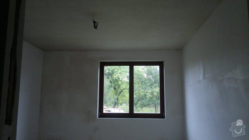 Sádrové omítky a zateplení stropu : 04082014155