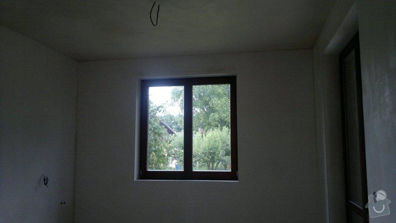 Sádrové omítky a zateplení stropu : 04082014156