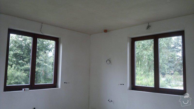 Sádrové omítky a zateplení stropu : 04082014159