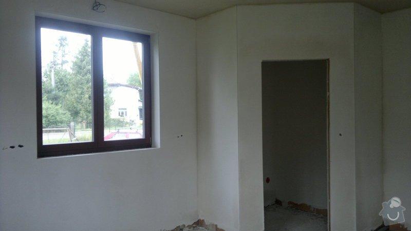 Sádrové omítky a zateplení stropu : 04082014160