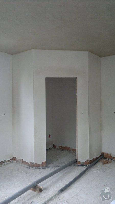 Sádrové omítky a zateplení stropu : 04082014161