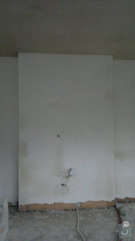 Sádrové omítky a zateplení stropu : 04082014162