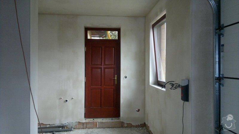 Sádrové omítky a zateplení stropu : 04082014166