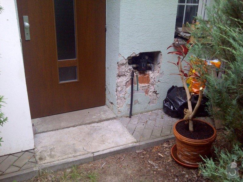 Oprava fasády: Jesenice-20140620-00593