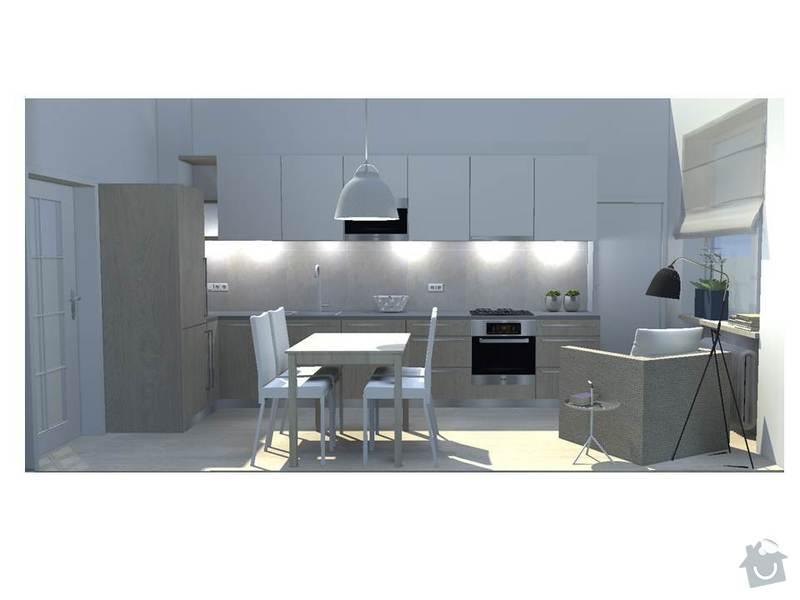 Rekonstrukce kuchyně: Snimek1