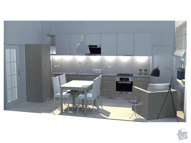 Rekonstrukce kuchyně: Snimek2
