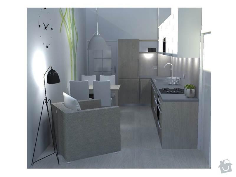 Rekonstrukce kuchyně: Snimek3