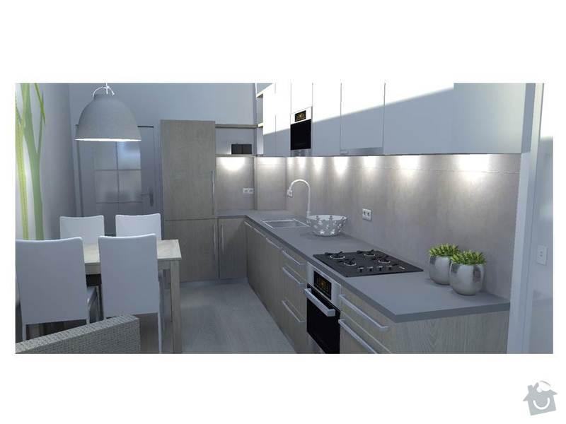 Rekonstrukce kuchyně: Snimek4