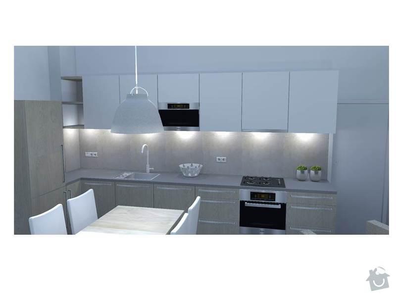 Rekonstrukce kuchyně: Snimek5