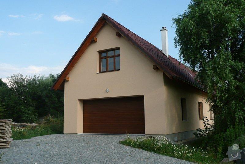 Novostavba garáže: P1100382