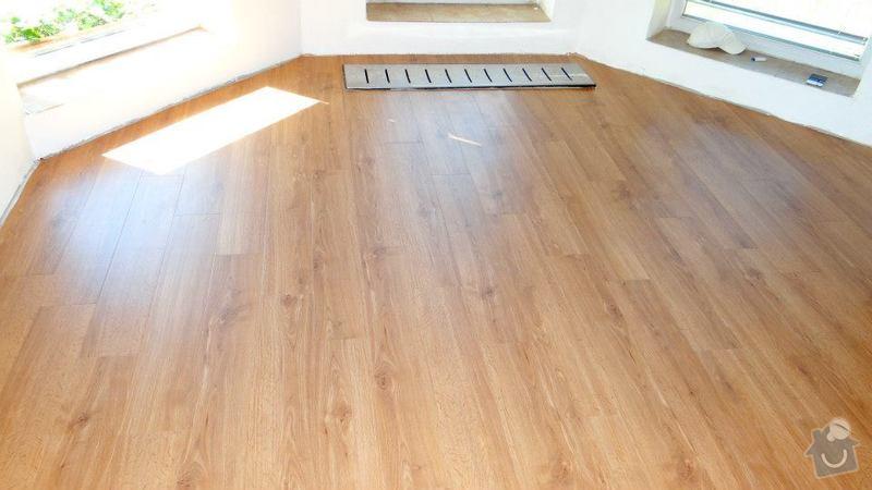Pokládka vinylové podlahy Gerflor Insight / Čebín.: 10461398_666142133467338_6303866837213284666_n