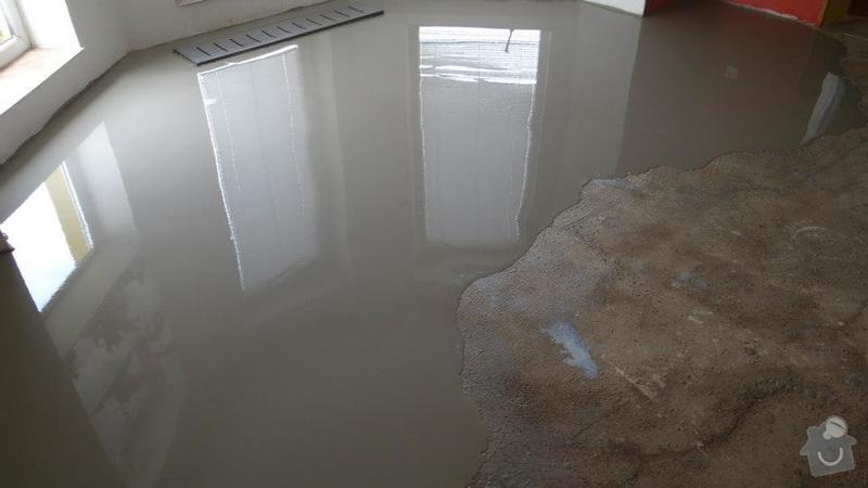 Pokládka vinylové podlahy Gerflor Insight / Čebín.: 10488057_666142030134015_8690686266940255126_n