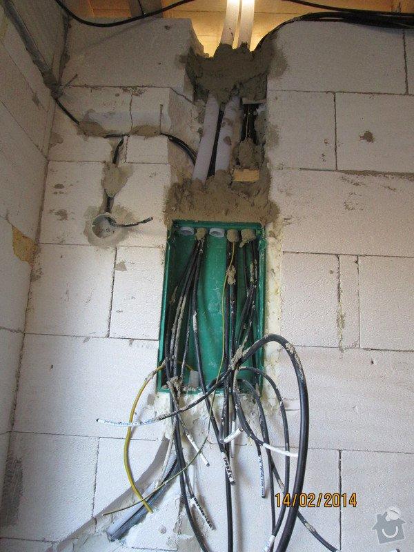 Elektroinstalace novostavba: IMG_0257