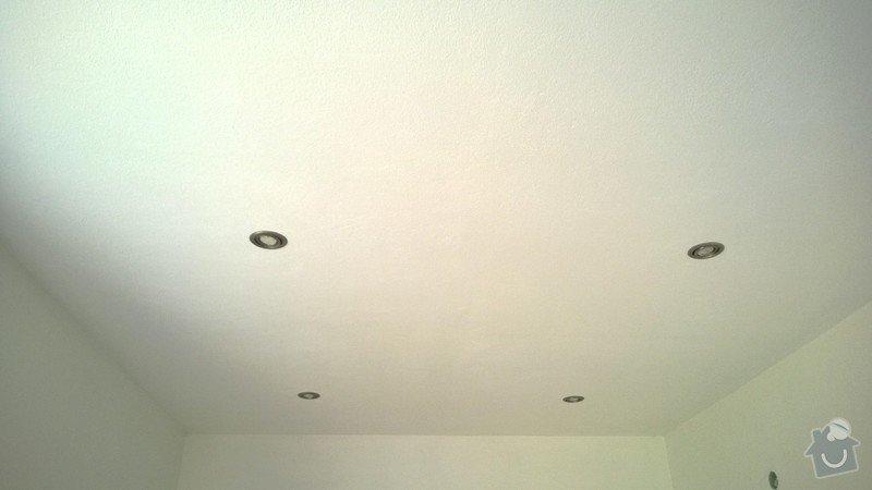 Elektroinstalace novostavba: WP_20140718_007