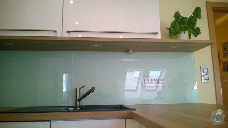 Úprava elektroinstalace pro novou kuchyni: WP_20140801_004